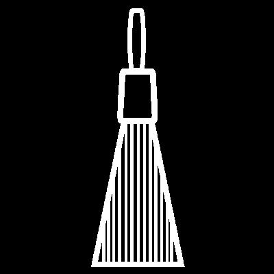 底磨き型ブラシ