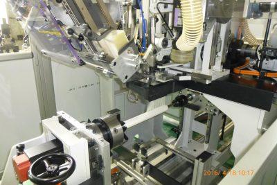 ブラシ製造機械エコテック