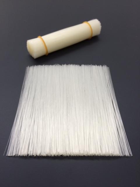 ブラシ素材塩化ビニール