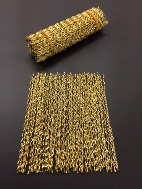 ブラシ素材バンローブ線
