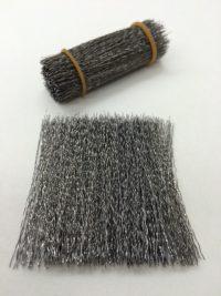 ブラシ素材鋼線