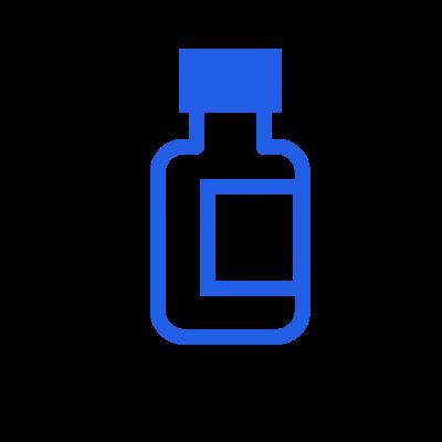 ブラシ素材の耐薬品性について