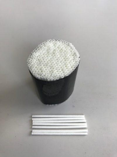 ガラス繊維を使ったブラシ素材