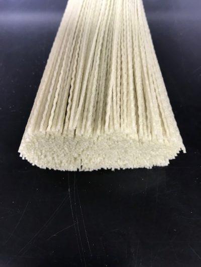 研磨剤含有ナイロン(ダイヤモンド素材)線形Φ1.2mm・粒度#120