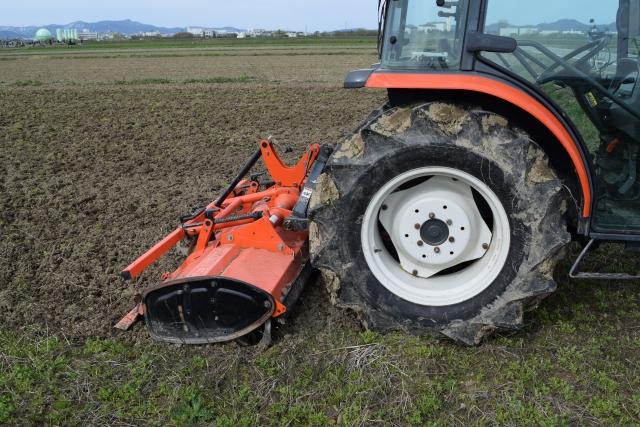 農業で活躍するブラシ