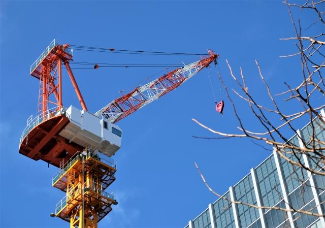 建築現場で活躍するブラシ