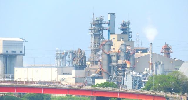 工場で活躍するブラシ